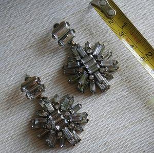 Jewelry - Art Deco Inspired Drop Earrings